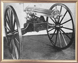 The Gatling Gun In The Civil War